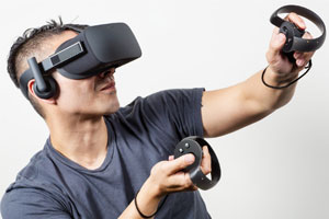 Oculus Touch - Product Design Melbourne